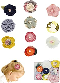 Best flower hair bows Reviews