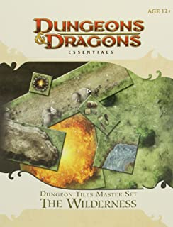 Dungeon Tiles Master Set - The Wilderness (4th Edition D&D)