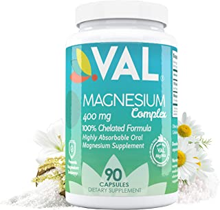 Sponsored Ad - Magnesium Glycinate, Citrate, Taurate & B6 | Maximum Absorption & Bioavailability | Magnesium Deficiency Tr...