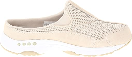 Light Natural Suede/White