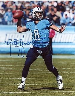 Autographed Matt Hasselbeck Picture - 8x10 - Autographed NFL Photos