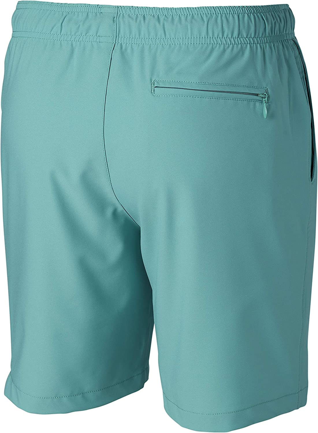 Breathable UPF 50 Sun Protection Columbia Mens Blue Magic Water Short