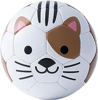 sfida(スフィーダ) 動物 ミニボール フットボール ズー FOOTBALL ZOO BSF-ZOO06 ネコ サッカー 1号球 子供用 幼児用