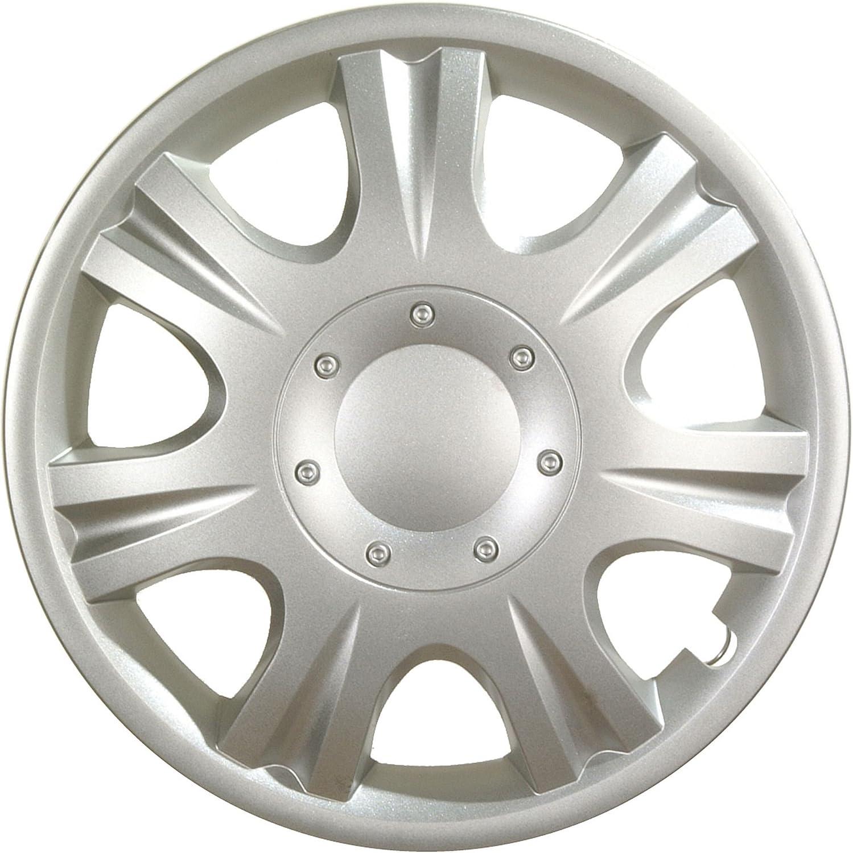 ALBRECHT automotive 09044 Tapacubos Ibiza 14 pulgadas 4 Unidades