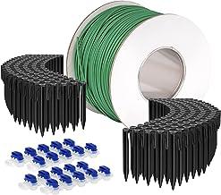ONVAYA® Accessoires voor robotmaaier, geschikt voor alle gangbare robotmaaiers, reparatieset inclusief begrenzingskabel vo...