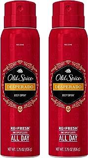 Best old spice desperado body spray Reviews