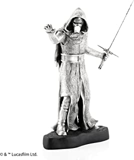 Royal Selangor Hand Finished Star Wars Collection Pewter Limited Edition Kylo Ren Figurine
