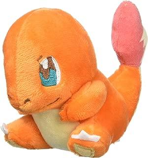 Pokemon Center Canvas Plush - Charmander/Hitokage