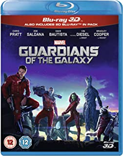 Guardians Of The Galaxy Region Free