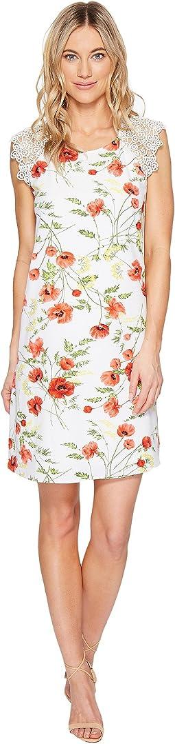 Wild Poppies Dress KS5K968S