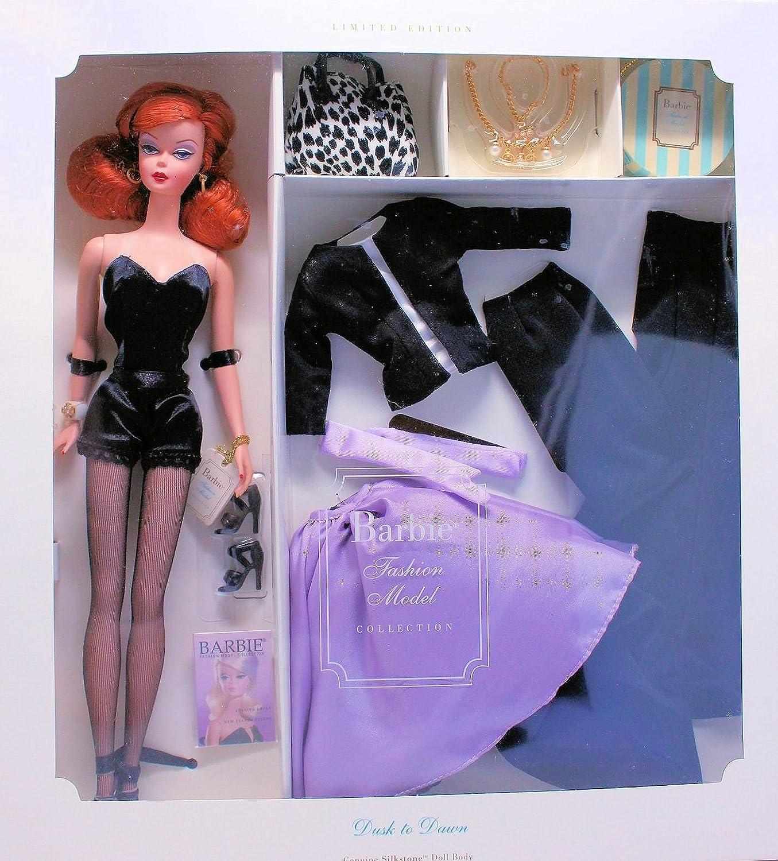 Silkstone Barbie   Dusk to Dawn Barbie Doll Collector Giftset Fashion Model