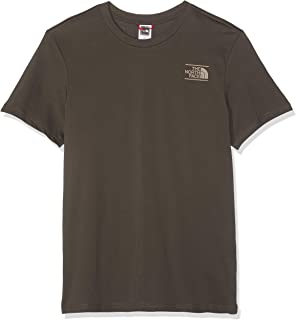 The North Face Men's Graphic T-Shirt, Green