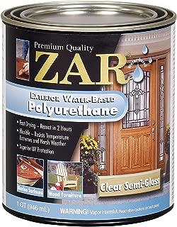 United Gilsonite Laboratories 34212 Zar Exterior Water Based Polyurethane