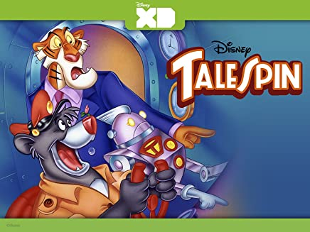 TaleSpin Volume 3