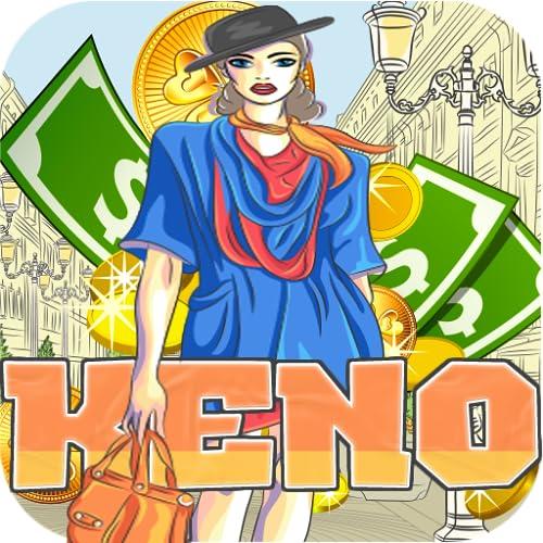 Paris Tour Keno Free Journey France Fashion Special Keno Games Free for Kindle Original Keno for Kindle Play Offline without internet no wifi Full Version Free Keno Daubers