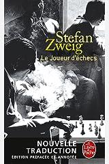 Le Joueur d'échecs (nouvelle traduction) (Littérature t. 7309) Format Kindle