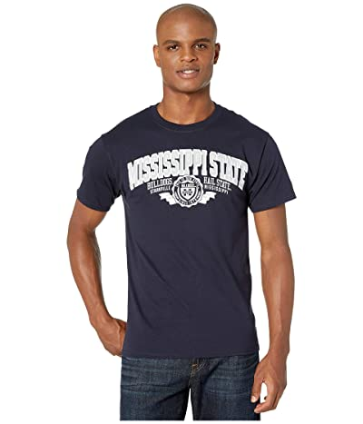 Champion College Mississippi State Bulldogs Jersey Tee (Navy) Men