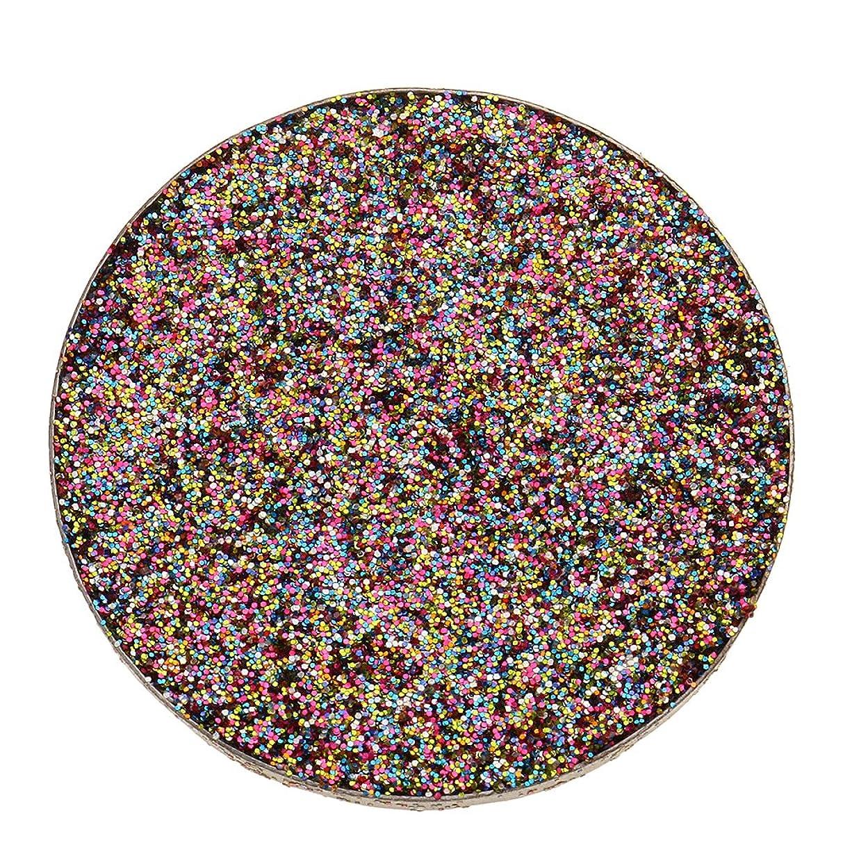 したがって立場仮定するDYNWAVE 全5色 ダイヤモンド キラキラ シマー メイクアップ アイシャドウ 顔料 長持ち 滑らか - マルチ