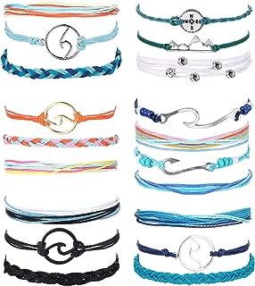 wide friendship bracelet