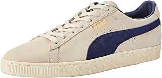 PUMA Adult's Suede Classic Archive Trainers, Grey (Birch)