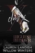 Club X: Prequel to Highest Bidder Series (English Edition)