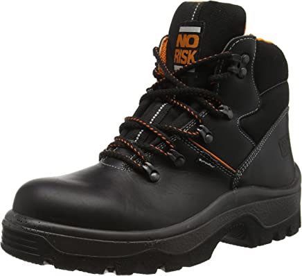 No Risk Franklyn Waterproof S3 Leather Boot