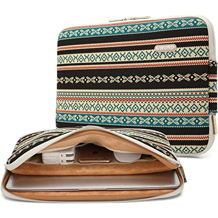 Funky Snakes Zipper Laptop Sleeve Bag Funky Snakes Carring Case Cover Protector Handbag 17 Inch for Notebook