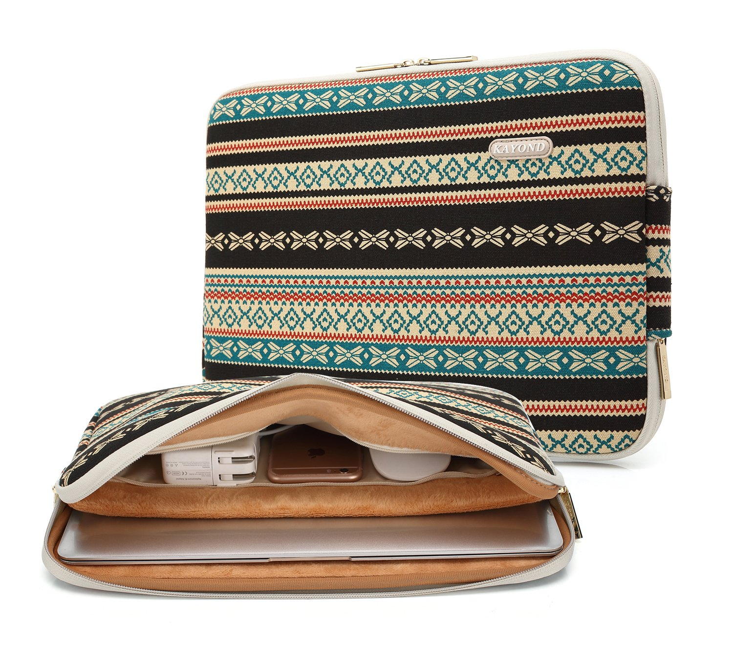 Kayond Canvas Water Resistant 15 15 6 Bohemian