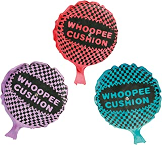 Classic Childs Kids Fun - Whoopie Cushion - Ideal Joke Gift or Stock Filler - Boys Perfect Ideal Christmas Stocking Filler...