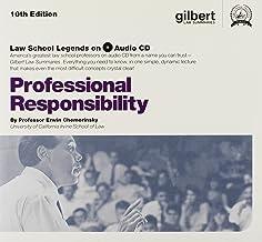 Law School Legends Audio on Professional Responsibility (Law School Legends Audio Series)