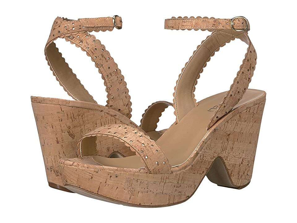 Vaneli Ephie (Natural Cork/Platino Metallic Nappa) High Heels