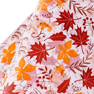 One Size, 4 Assorted Colors SMYLLS 200pcs Artificial Autumn Maple Leaves Assorted Colors for Halloween Fall Weddings /& Autumn Parties Decoration