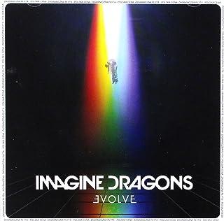 IMAGINE DRAGONS - EVOLVE (1 CD)