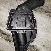 excep Bulldog Fobus RU101BH Evolution Holster for Charter Arms Boomer Pitbull