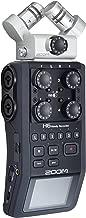 Zoom H6 Six-Track Portable Recorder (Renewed)
