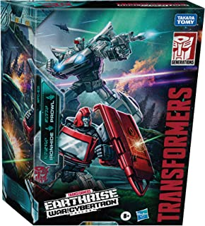 Transformers Toys Generations War for Cybertron: Earthrise Deluxe WFC-E31 Autobot Alliance 2-Pack Action Figures - Kids Ages 8 and Up, 5.5-inch