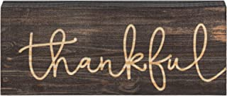 Best wooden thankful signs Reviews