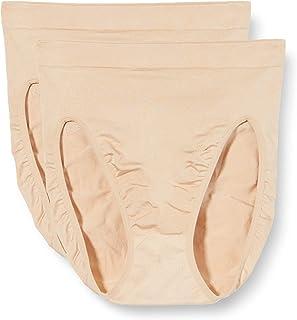 Maidenform Flexees Women's Shapewear Hi-Cut Brief 2-Pack