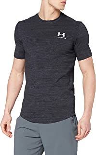 Under Armour Men's Sportstyle Essential Tee T Shirt for Men Made With Charged Cotton, Loose Cut Sport and Fitness Clothing