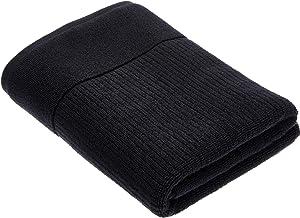 Sheridan S185TQ Living Textures Bath Mat, Carbon, (1000gsm) 60 x 80cm
