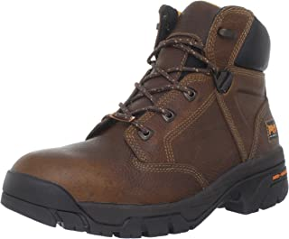 Timberland PRO Men's Helix 6 Inches Soft Toe Work Boot