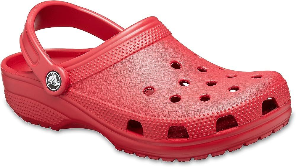 Crocs classic clog zoccoli unisex – adulto 100% croslite 10001R4