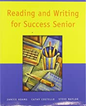 Best reading and writing for success senior Reviews