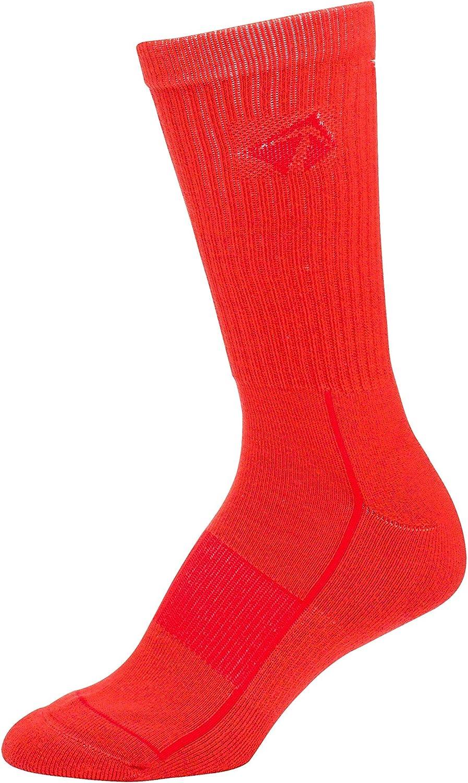 LIFT 23 Atacama Moisture Wicking Performance Socks, Comfort Compression Fit, 4 pk