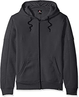 Southpole Men's Fleece Zip Sweater