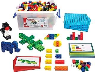 EDX Linking Cube Set, Multi-Colour, 11Enc04338