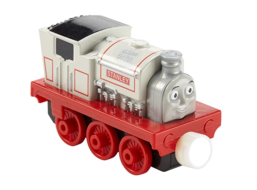 Thomas & Friends Fisher-Price Adventures, Light-Up Racer, Stanley