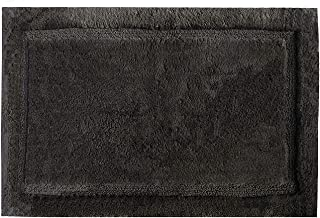 Grund Asheville Series 100% Organic Cotton Bath Rug, 17-Inch by 24-Inch, Ivory