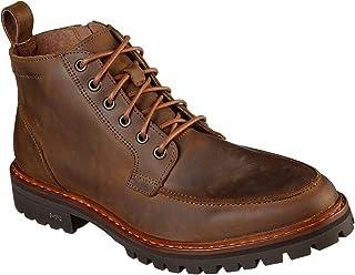 Mark Nason حذاء Syracuse للرجال - Drifter Ankle Boo، بني داكن، 11. 5
