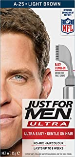 Just For Men AutoStop Ultra Foolproof Haircolour Light Brown (A-25)